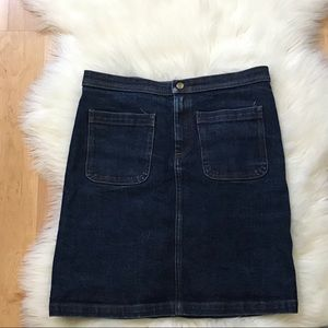 Dresses & Skirts - APC Denim  Skirt